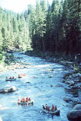 All-Outdoors Whitewater Rafting River Trips